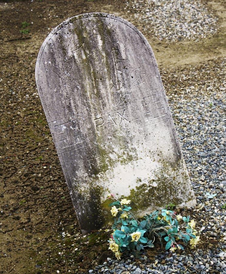 Tombstone Stock Photo