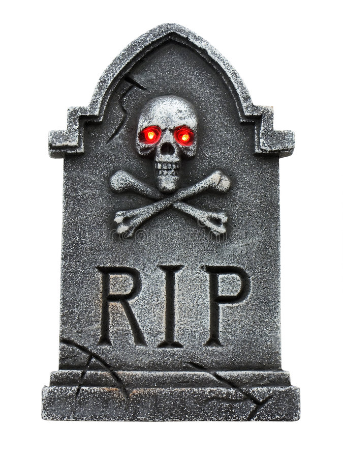 Free Tombstone Royalty Free Stock Images - 3300659
