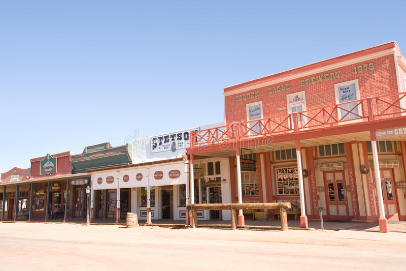 Download Tombstone, AZ Editorial Stock Image - Image: 13250079