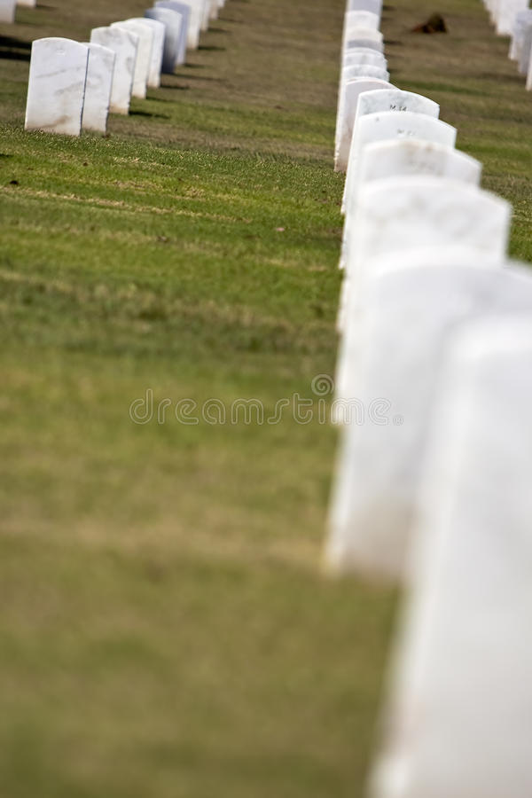 Download Tombstones stock image. Image of american, green, religion - 11871415