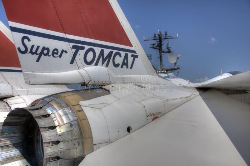 Tomcat F-14 photo stock