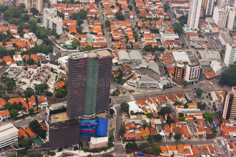 Download Tomie Othake Building In Sao Paulo Editorial Photo - Image: 20487151