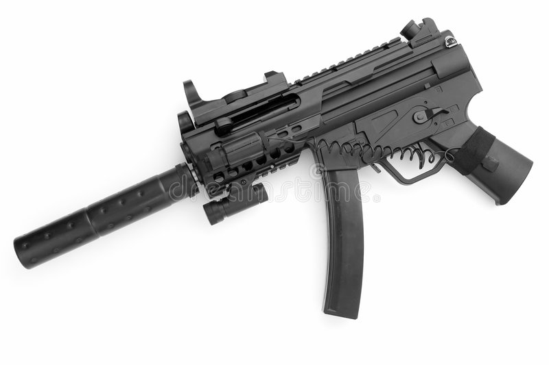 Download Tommy Gun Royalty Free Stock Photos - Image: 5315428