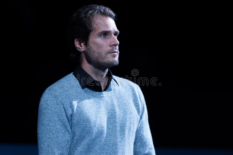Tommy Haas (GER) photographie stock