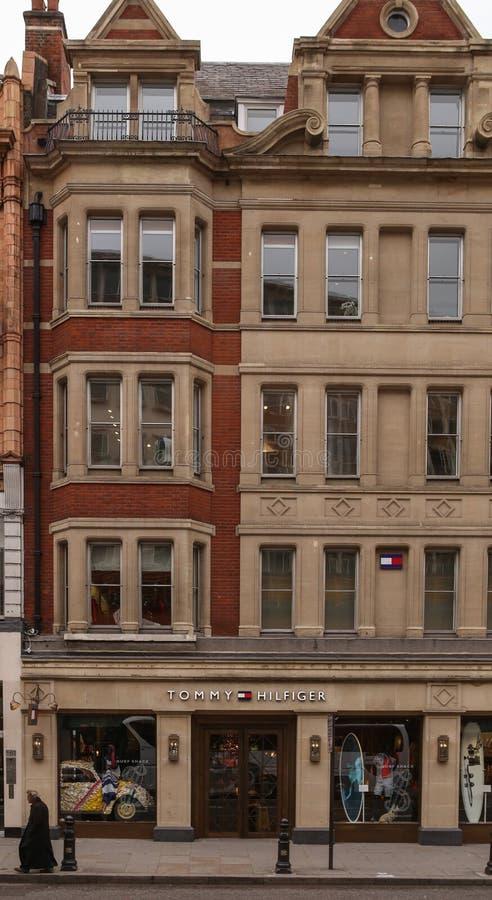 Tommy & Hilfiger budynek zdjęcia stock