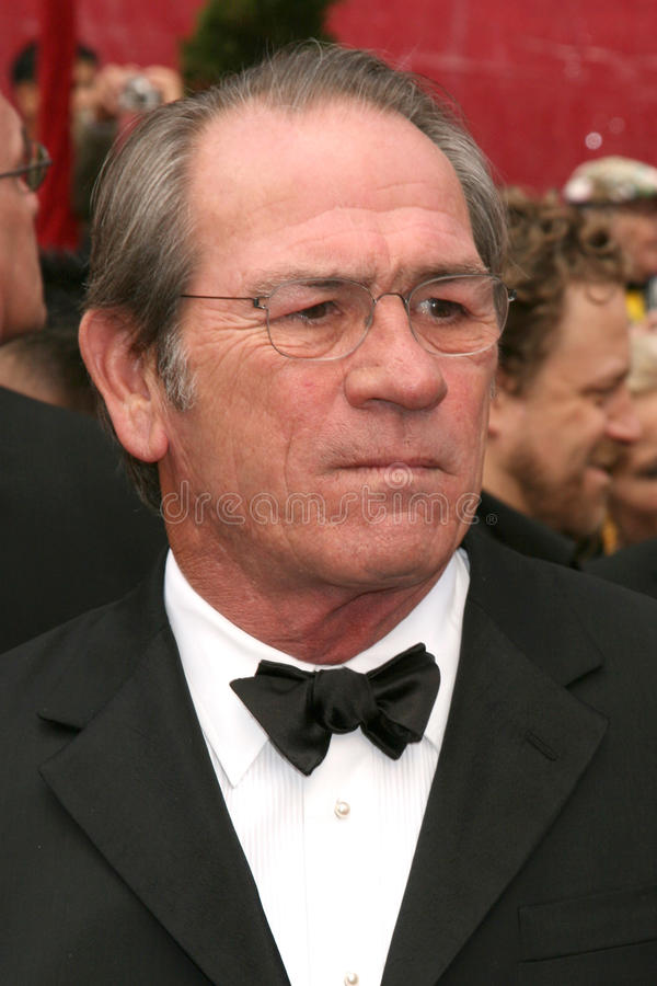 Download Tommy Lee Jones editorial image. Image of awards, academy - 26911265