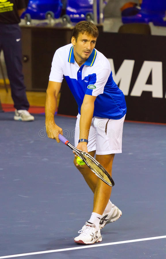 Download Tommy Robredo editorial image. Image of racquet, championship - 21722125