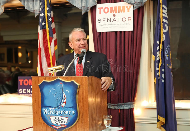 Tommy Thompson GOP Candidate for WI US Senate