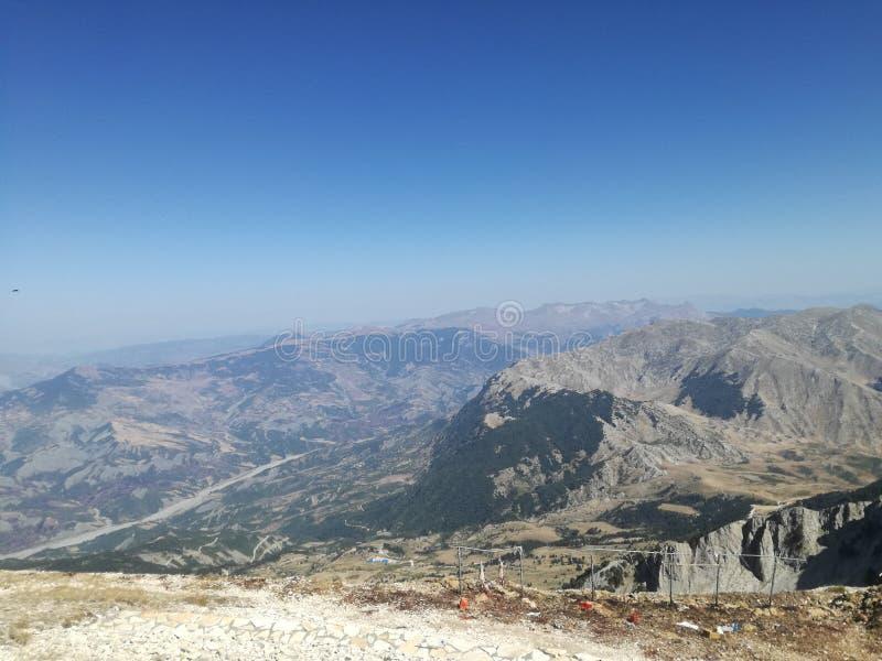 Tomorri góra zdjęcia stock