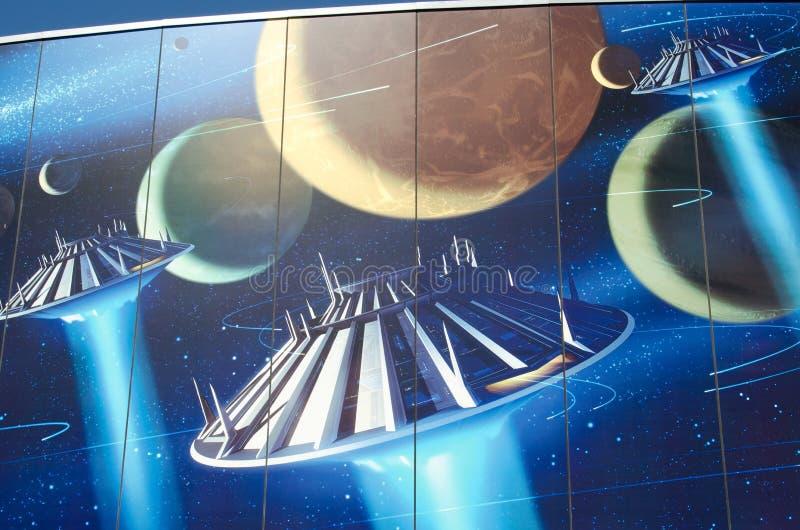 Tomorrowland fotos de archivo