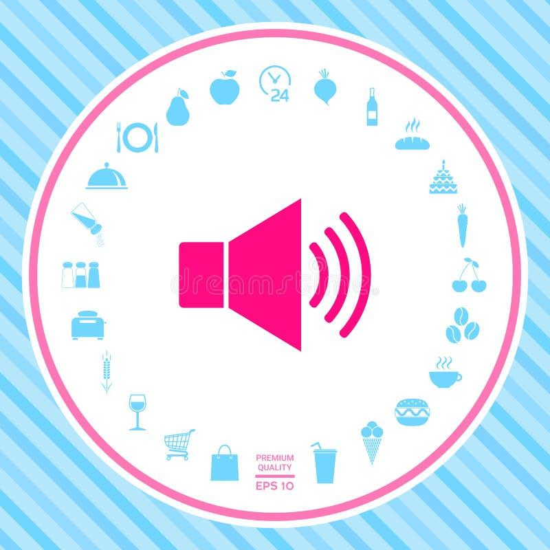 Tomowa sieć symbolu ikona ilustracji
