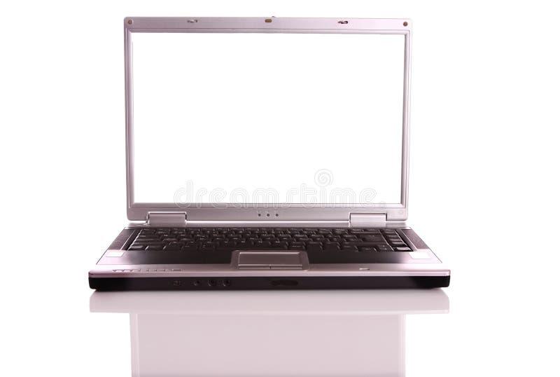 tomt personligt avstånd för dator royaltyfri fotografi