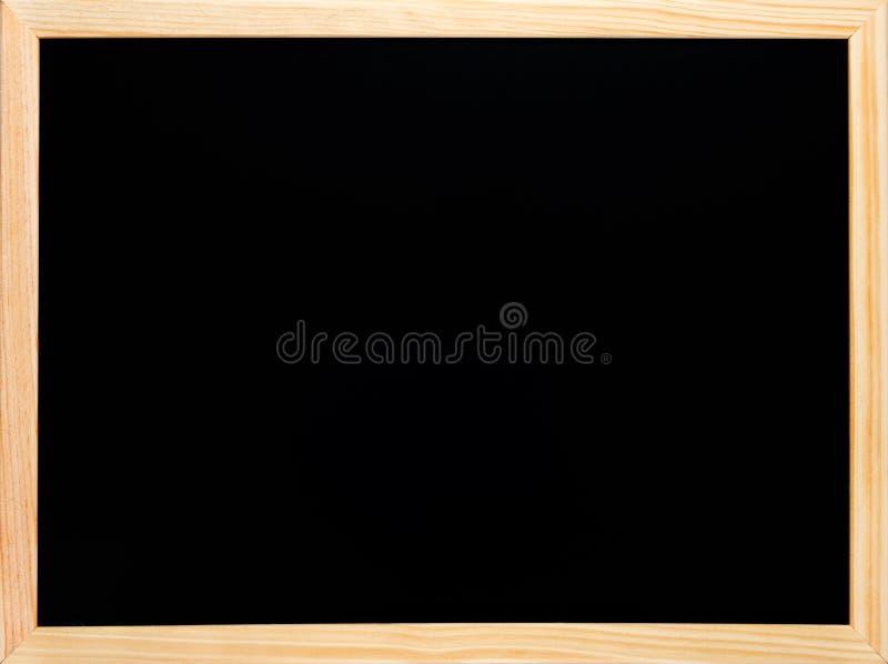 tomt trä för svart tavla för blackboard royaltyfria foton