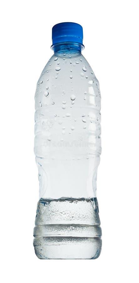 tomt vatten för flaska royaltyfri foto