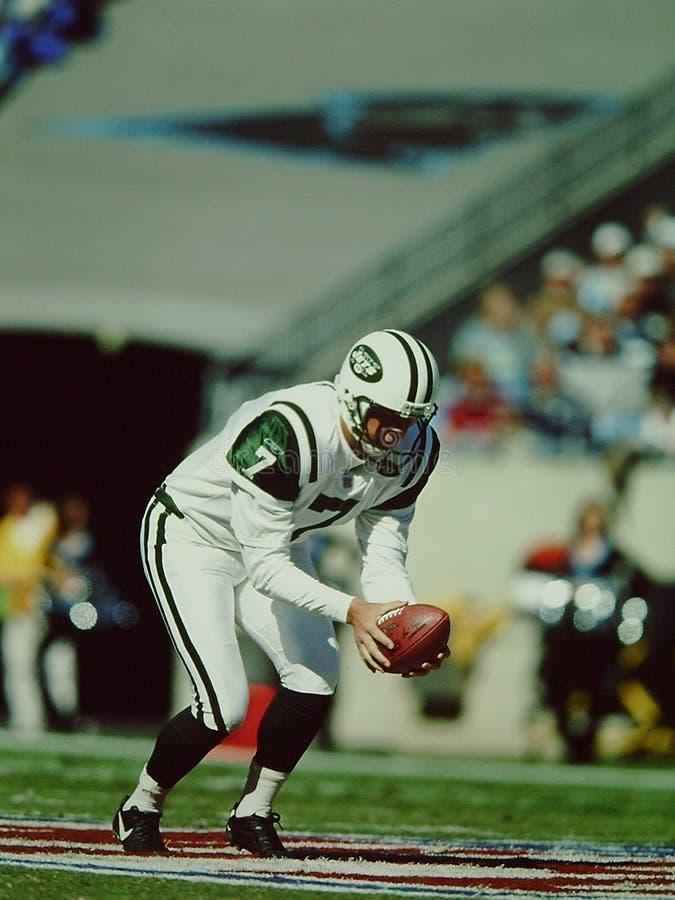 TomTupa New York Jets. Former NY Jets punter Tom Tupa #7 stock image