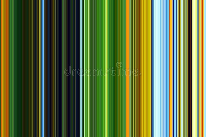 Tonalità di contrasto e linee vive allegre, fondo immagini stock