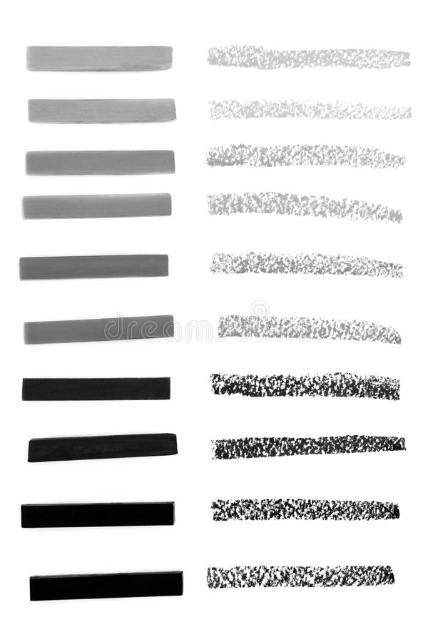 Tonalità di Grey fotografia stock libera da diritti