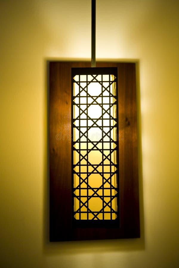 Tonalità di lampada decorativa