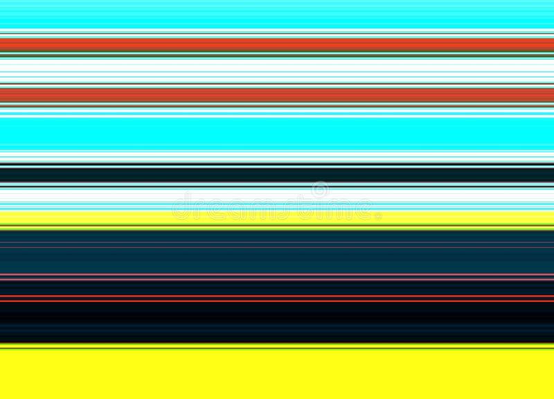 Tonalità variopinte e contrasti, fondo astratto immagini stock libere da diritti