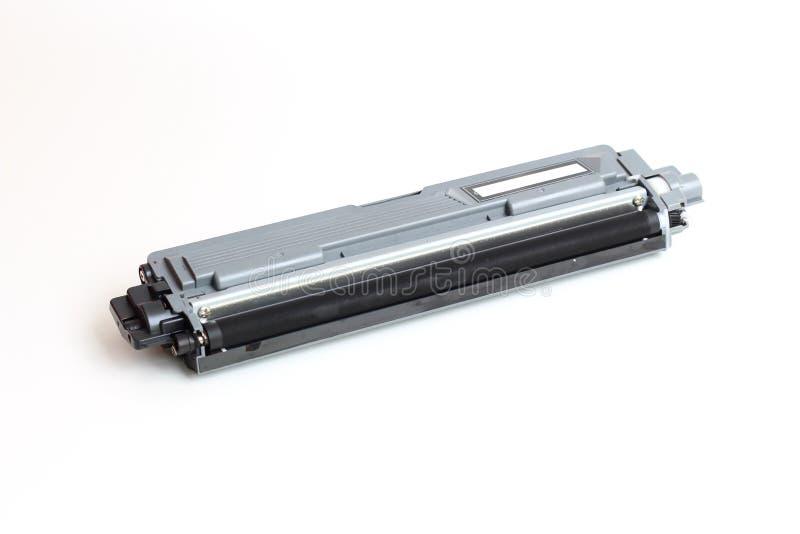 Toner cartridge. On white background.Compatible stock photos