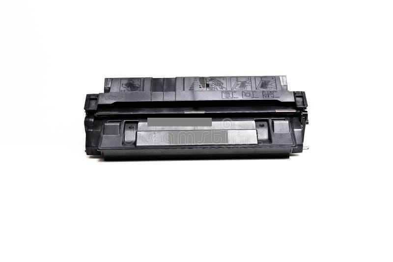 Toner cartridge. On white background.Compatible stock images