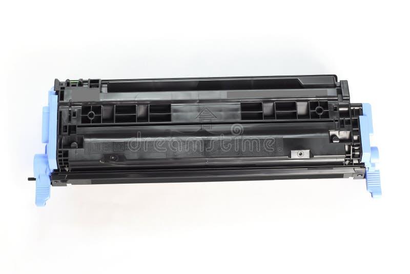 Toner cartridge. On white background.Compatible royalty free stock image