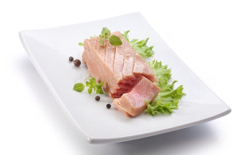 Tonfiskfilé arkivfoto