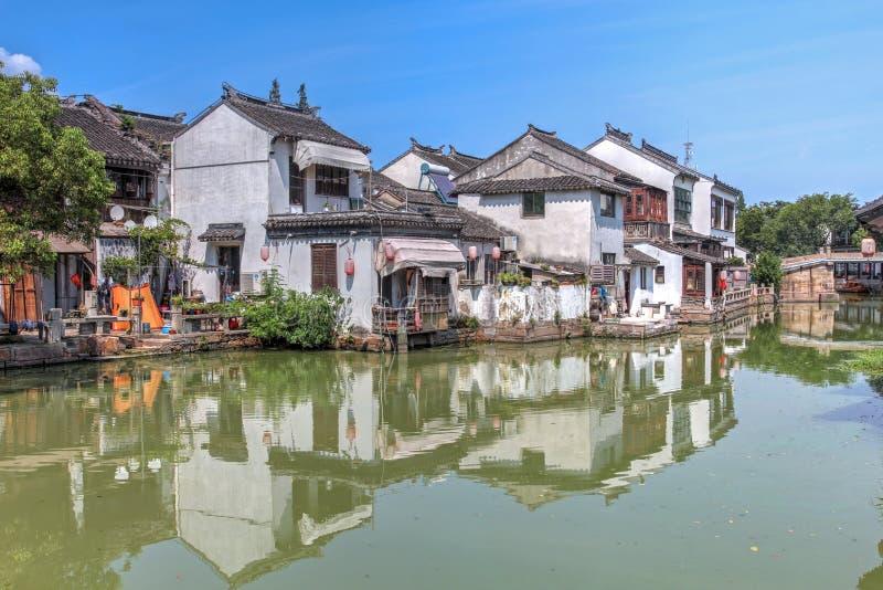 Tongli water town, China royalty free stock photography