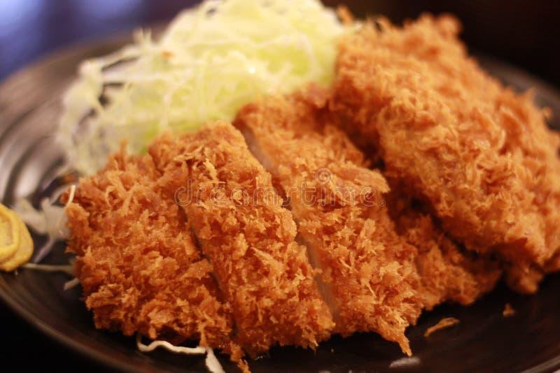 Tonkatsu foto de stock