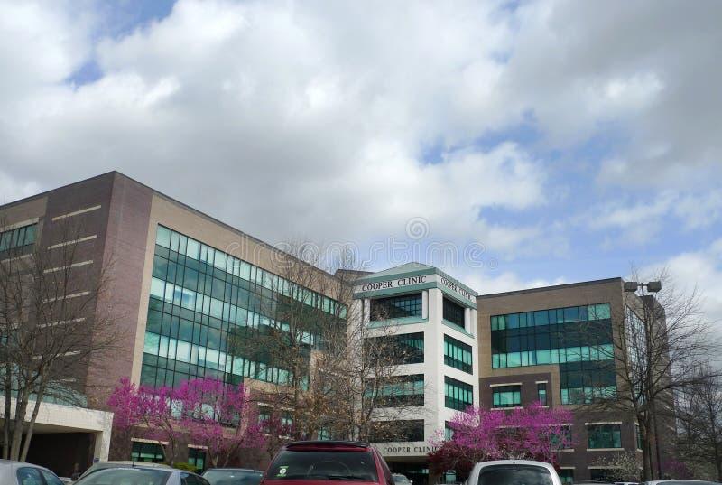 Tonnelier Clinic, installation médicale dans Fort Smith, AR image libre de droits
