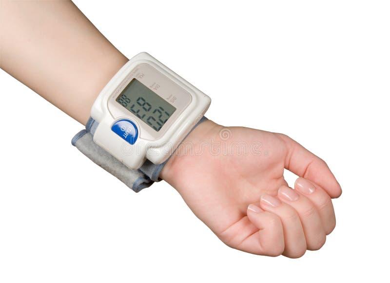 tonometer fotografia stock