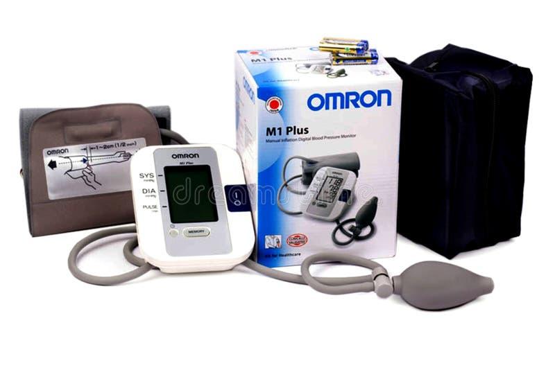 Tonometer Diagnostyczny narzędzie zdjęcia stock