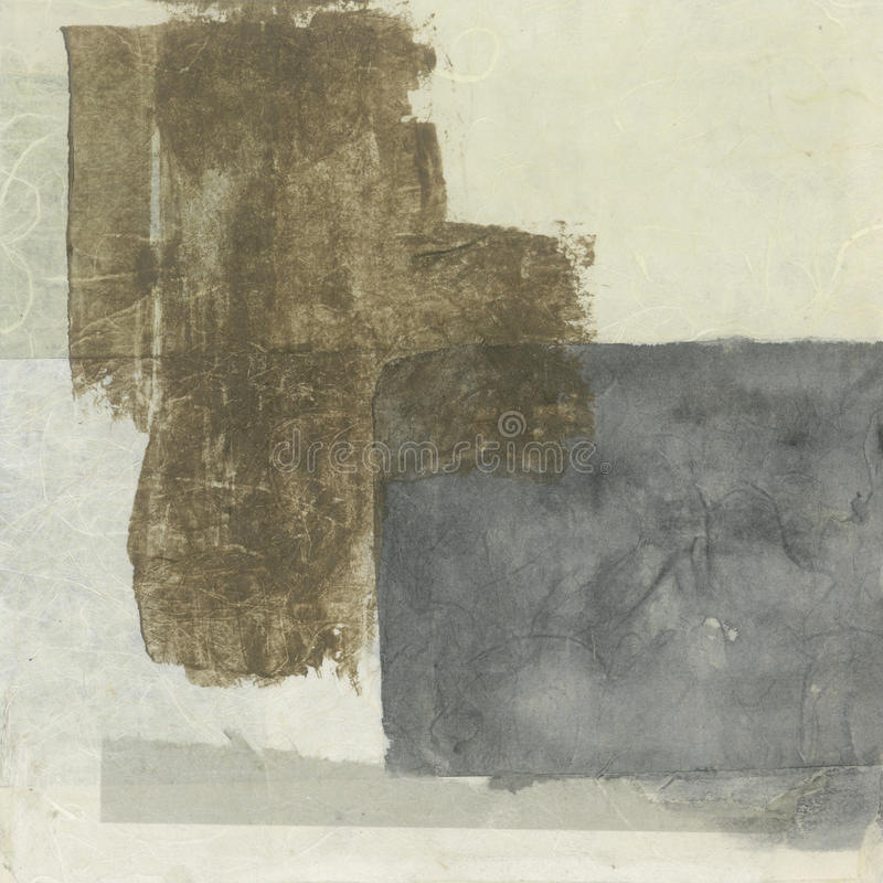 Tonos abstractos de la tierra imágenes de archivo libres de regalías