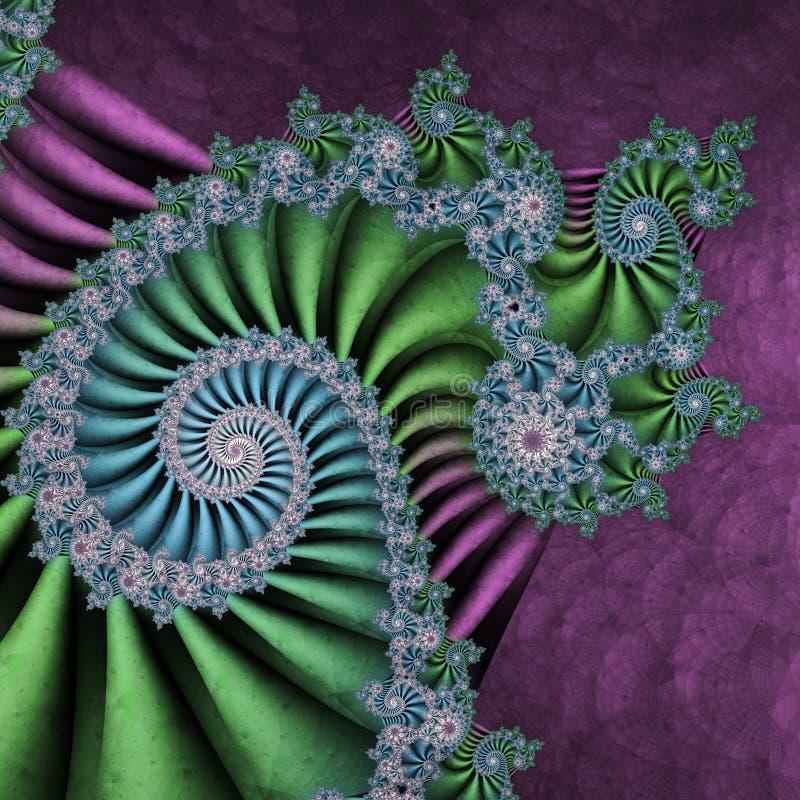 Tonos de la joya ilustración del vector