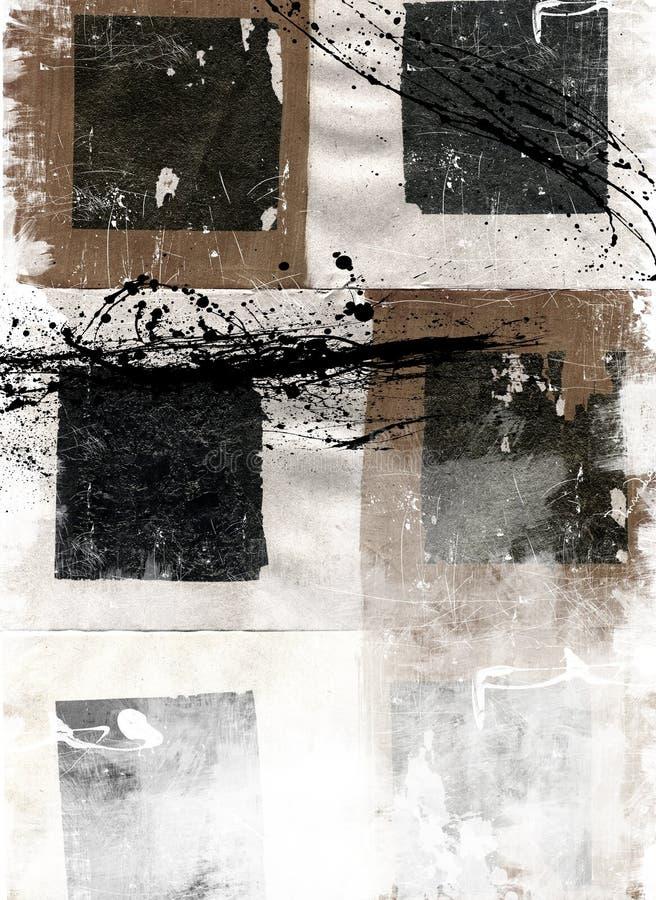 Tonos del MED ilustración del vector