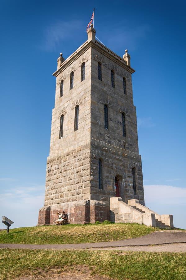 Tonsberg堡垒-挪威 免版税库存照片