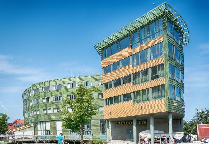 Tonsberg - la Norvegia immagine stock libera da diritti
