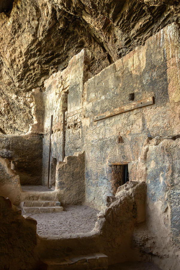 Tonto National Monument stock images