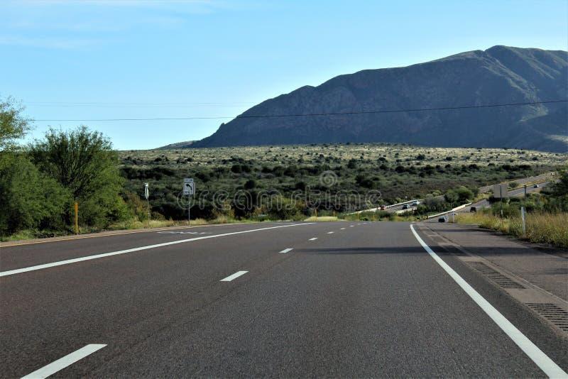 Tonto-staatlicher Wald, Arizona U S Landwirtschaftsministerium, Vereinigte Staaten lizenzfreies stockbild