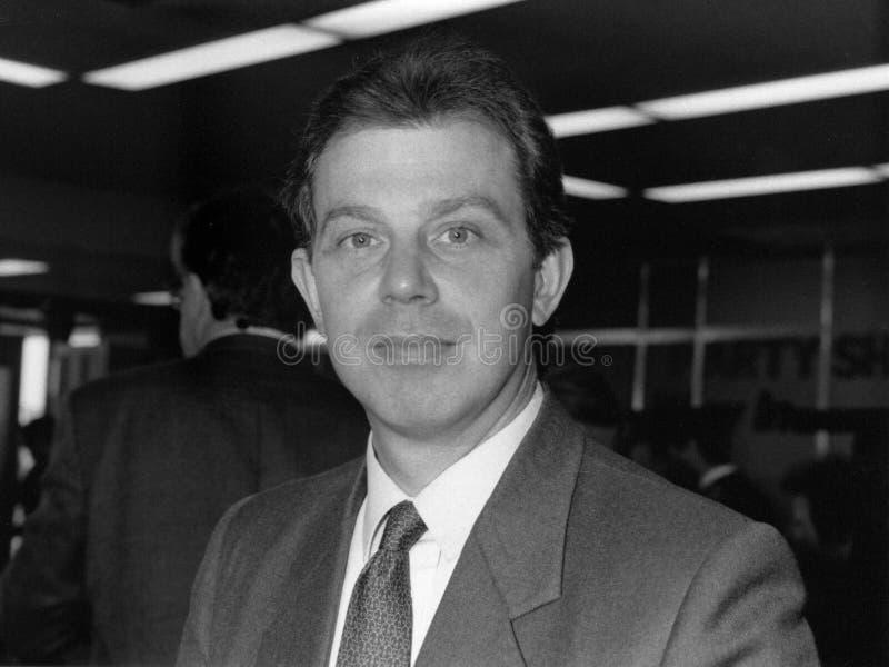 Tony Blair stock foto's