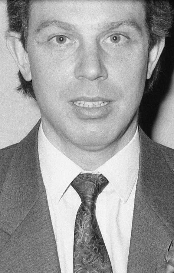 Tony Blair stockfotografie