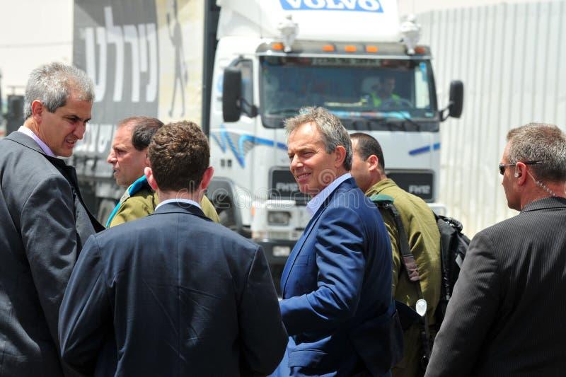 Tony Blair fotografia royalty free