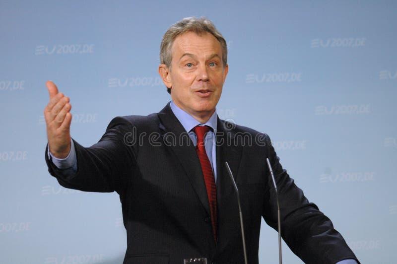 Tony Blair fotos de stock