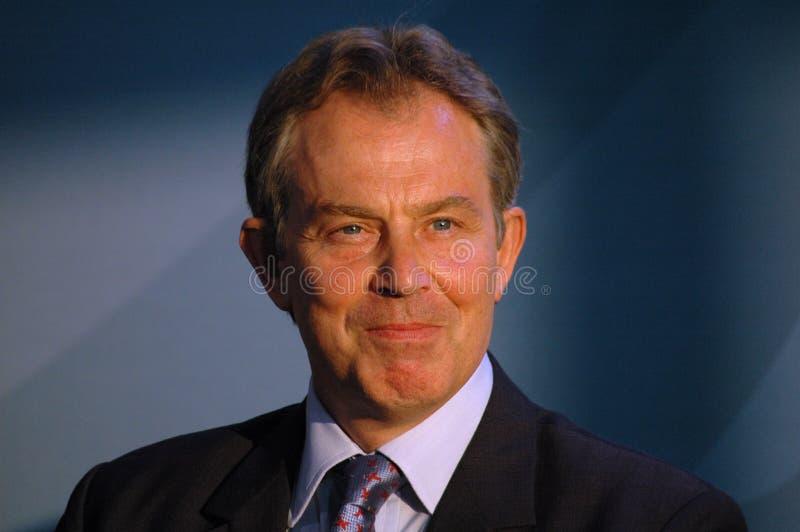 Tony Blair lizenzfreies stockfoto