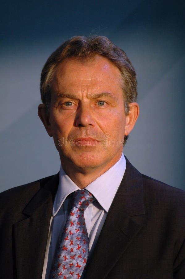 Tony Blair imagens de stock royalty free