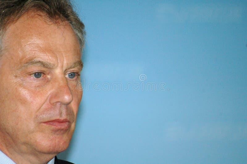 Tony Blair foto de stock royalty free