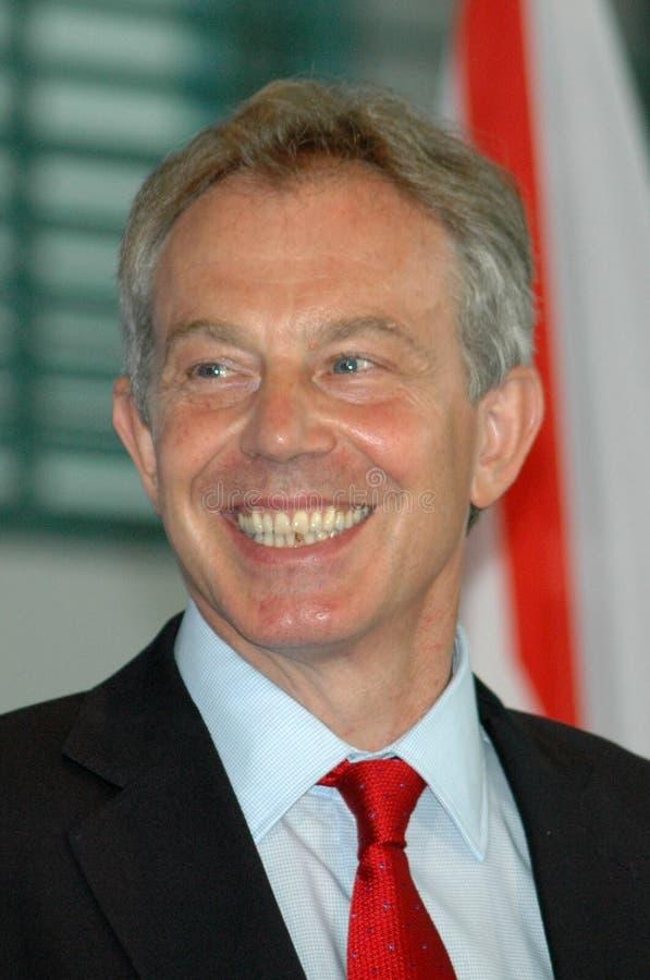 Tony Blair royalty-vrije stock fotografie