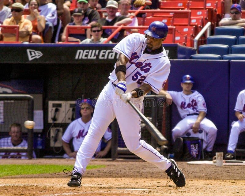 Tony Clark, Ny Mets fotos de stock