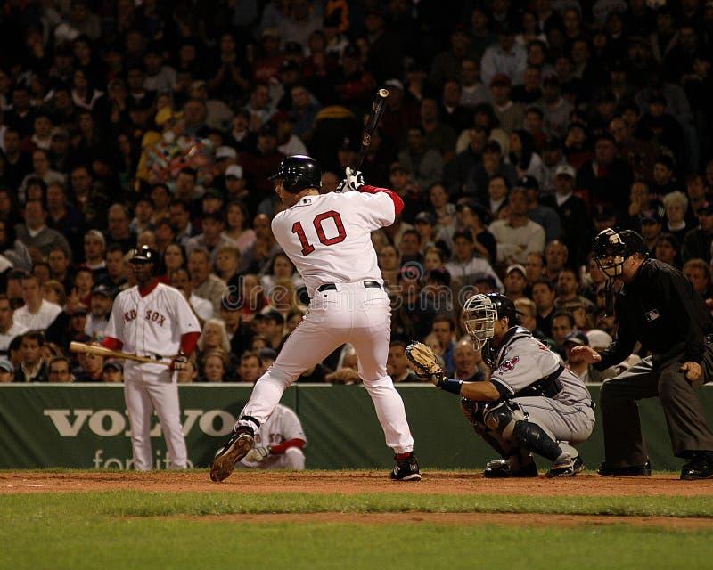 Tony Graffanino Boston Red Sox infielder στοκ εικόνες με δικαίωμα ελεύθερης χρήσης