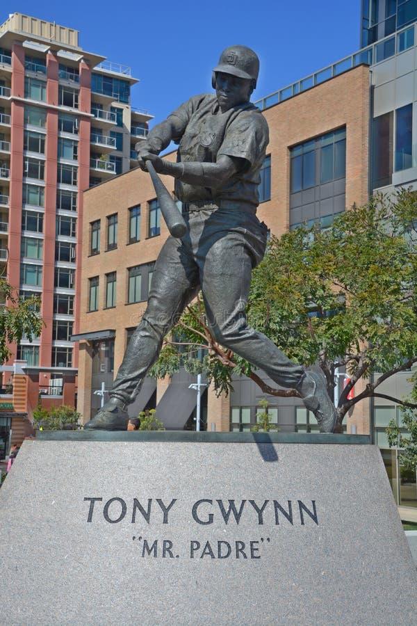 Tony Gwynn imagens de stock royalty free